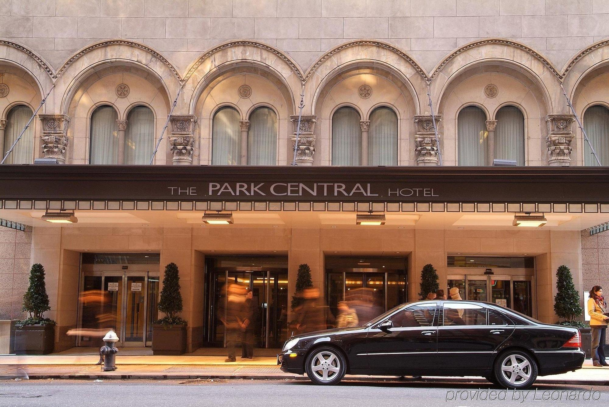 Hotel park central new york new york for Hotel economici new york centro